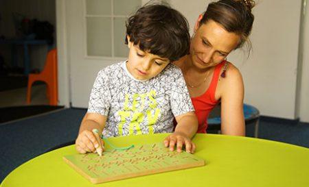 Uczeń z autyzmem